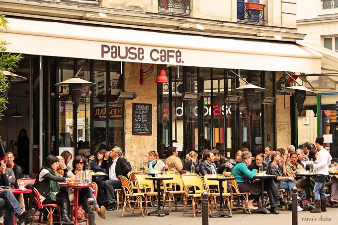 Pause Cafe Rue De Charonne