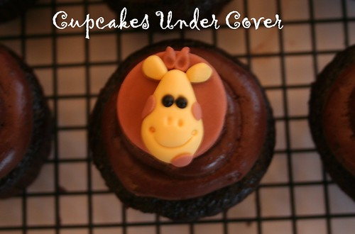 Jungle Cupcakes | by Cupcakes Under Cover
