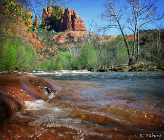 Red Rock at Oak Creek  [Explored] | by Raw Light Photography