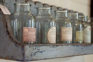Apothecary Jars | by CheeryObs