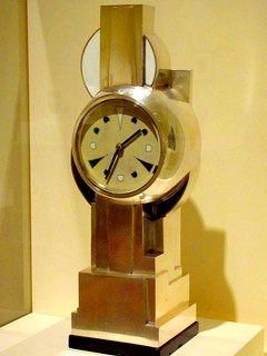 Clock--Art Deco by Jean Goulden | by Universal Pops (David)
