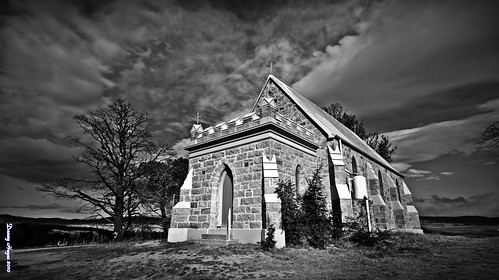 THE CHURCH - DALGETY NSW AUSTRALIA AUGUST 2010 | by smortaus