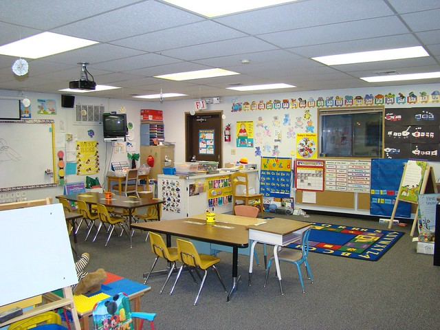 Classroom Design Ideas For Elementary ~ Classroom decoration ideas flickr photo sharing