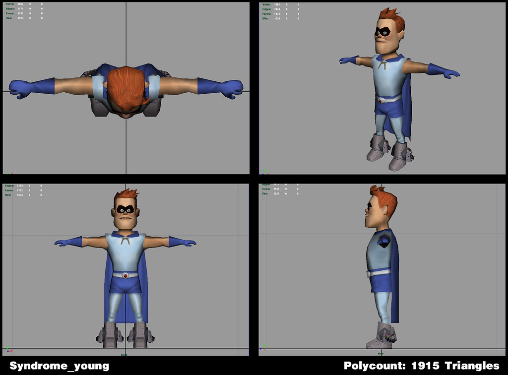 The Incredibles: Incrediboy | Or Buddy Pine, if you ask Mr. … | Flickr