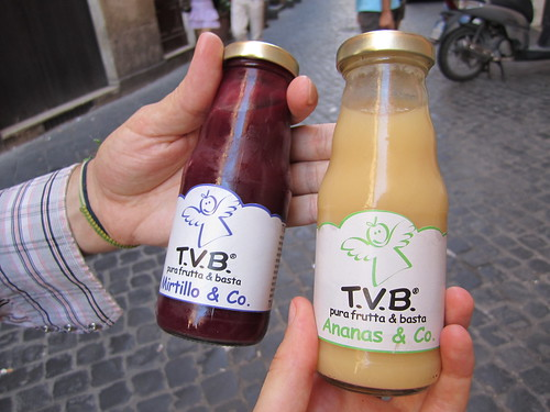 TVB Smoothies | by veganbackpacker