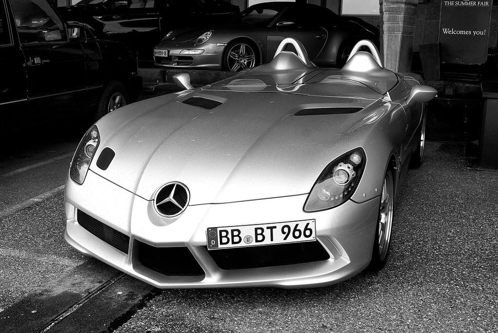 Mercedes Benz SLR McLaren Stirling Moss, Image source:https://www.flickr.com/photos/bmwlars0172/4948031127/
