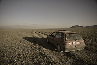 LRC in Dry & Dusty Desert | by goingslowly