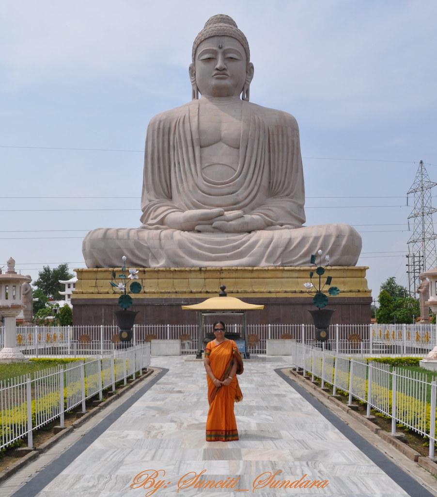 Bomb Blast Or Cloud Burst Budha Meditates Power Of Co