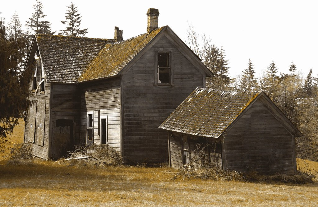 Jackson S Old Place Locals Say This Abandoned Farmhouse