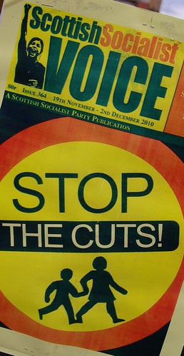 Anti cuts rally | by 1789Photography