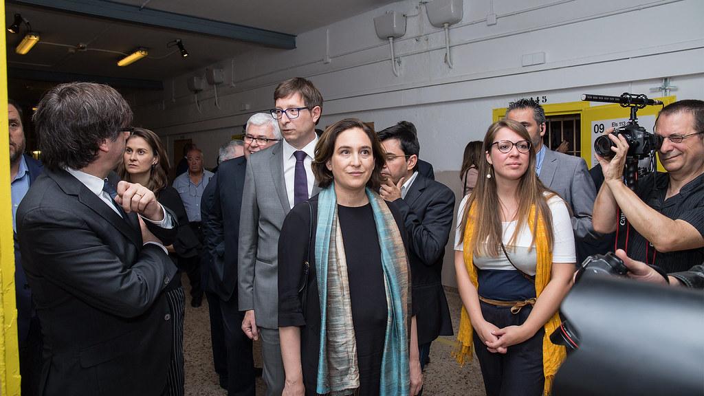 ... La Model s'obre a la ciutat amb una exposició sobre la memòria del centre