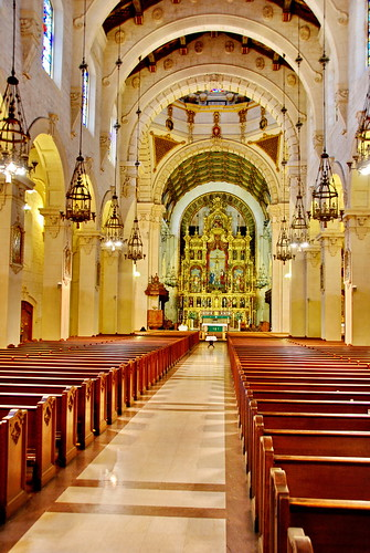 St. Vincent de Paul Roman Catholic Church, Albert C. Marti ...