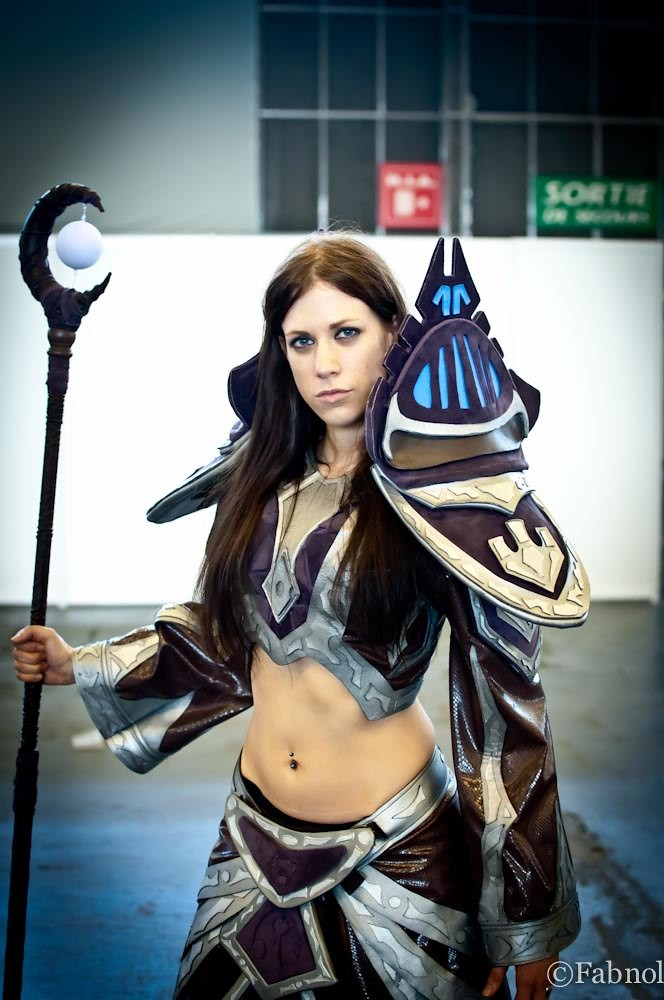 World of warcraft cosplay mage