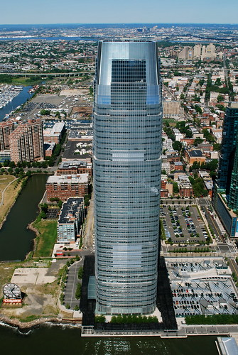 Goldman Sachs, tallest building in NJ | by vtravelled.com