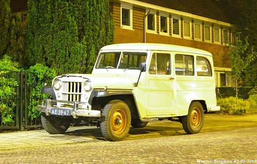 Willys Overland Stationwagon 1944 | by XBXG