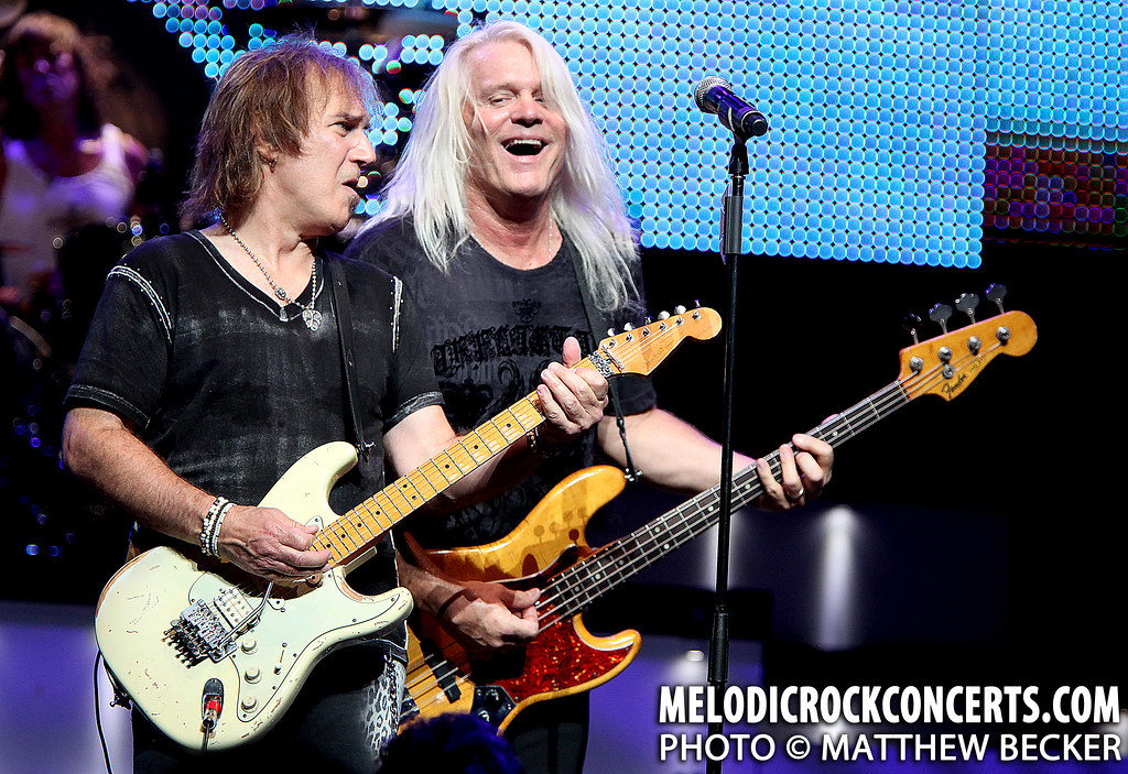 Dave Amato And Bruce Hall Live With Reo Speedwagon On June