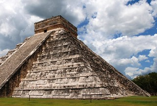 2010  Mexico 088e Piramide of Kukulcan | by jjjj56cp