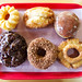 six doughnuts