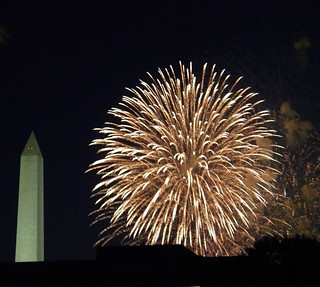 Fireworks_4th of July (Washington DC) | by catface3