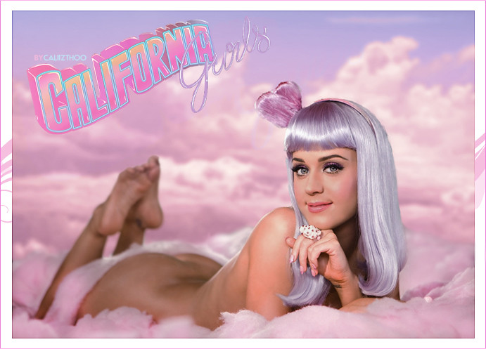 Katy Perry - California Gurls Godt at bringe en ny-5727