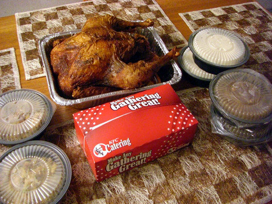 Cajun Fried Turkey I Pre Ordered A Cajun Fried Turkey