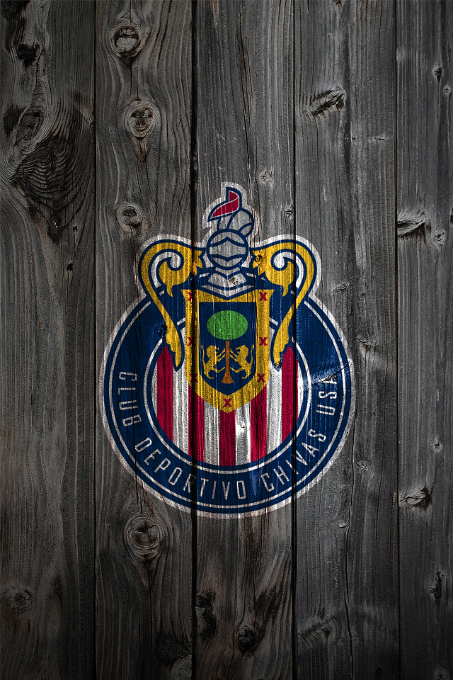 Chivas Usa Wood Iphone 4 Background Chivas Usa Logo On