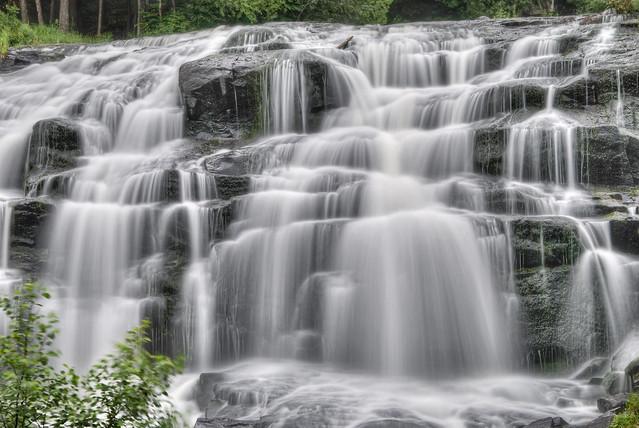 michigan upper peninsula waterfalls - photo #24