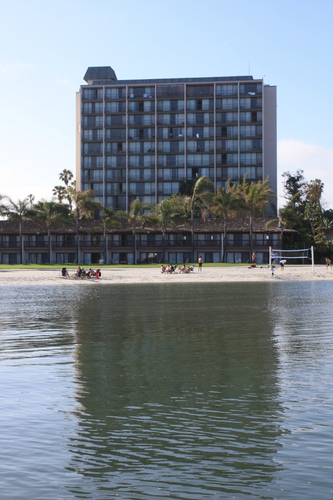 The Catamaran Resort Hotel And Spa On Mission Bay