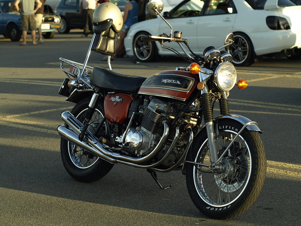 Honda CB 750 Four | Ryan | Flickr