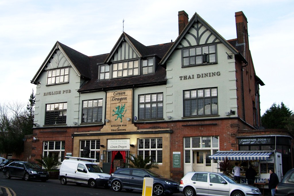 The Dragon House Restaurant Menu