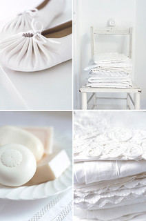 all white | by the style files