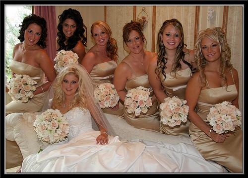 Beige Bridesmaid Dresses Style R101 Short: Pale Gold Bridesmaids Dresses