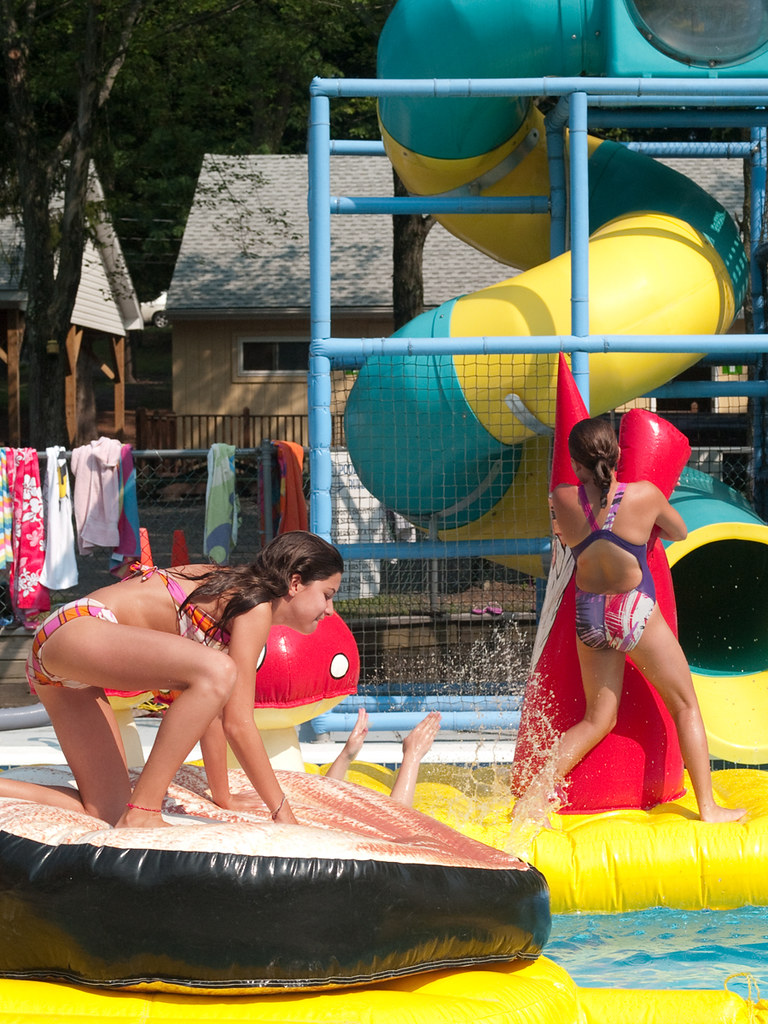South Hampton Pa Summer Day Camp Water World Willow Gr