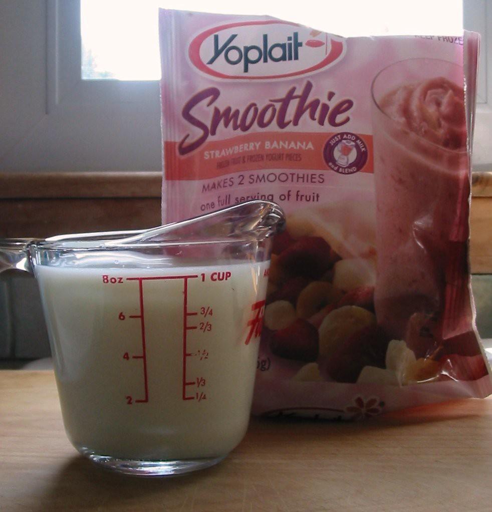 Smoothie Food Processor Recipe