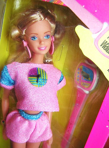 FUNTIME BARBIE 1986 | by Superstar_Mold