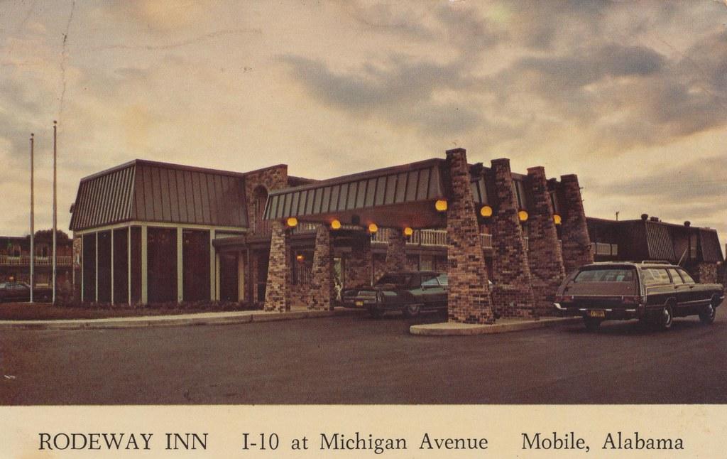Rodeway Inn - Mobile, Alabama