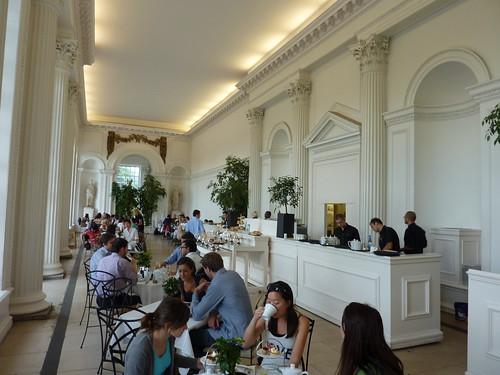 Afternoon Tea At The Orangery Kensington Palace London 3