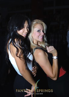 Playboy Playmates and Girls of Playboy Golf Party in Palm Springs | by Fantasy Springs Resort Casino