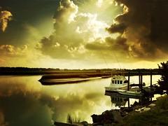 tybee dawn by iamscottiew