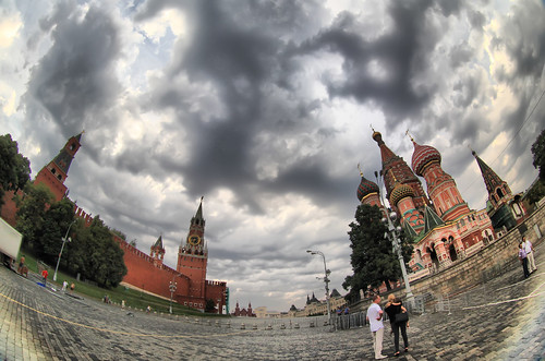 Red Square hdr | by Crabeshnik