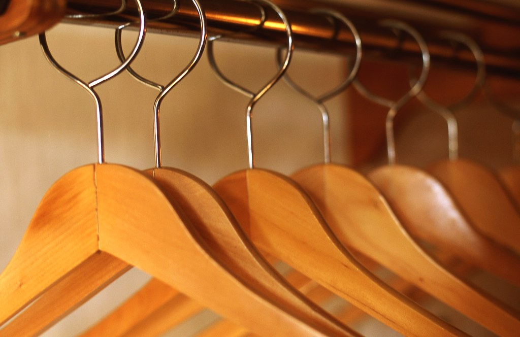Hotel Hangers With Clips Hotel Hangers | by