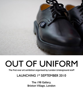 Out of Uniform | by version3point1