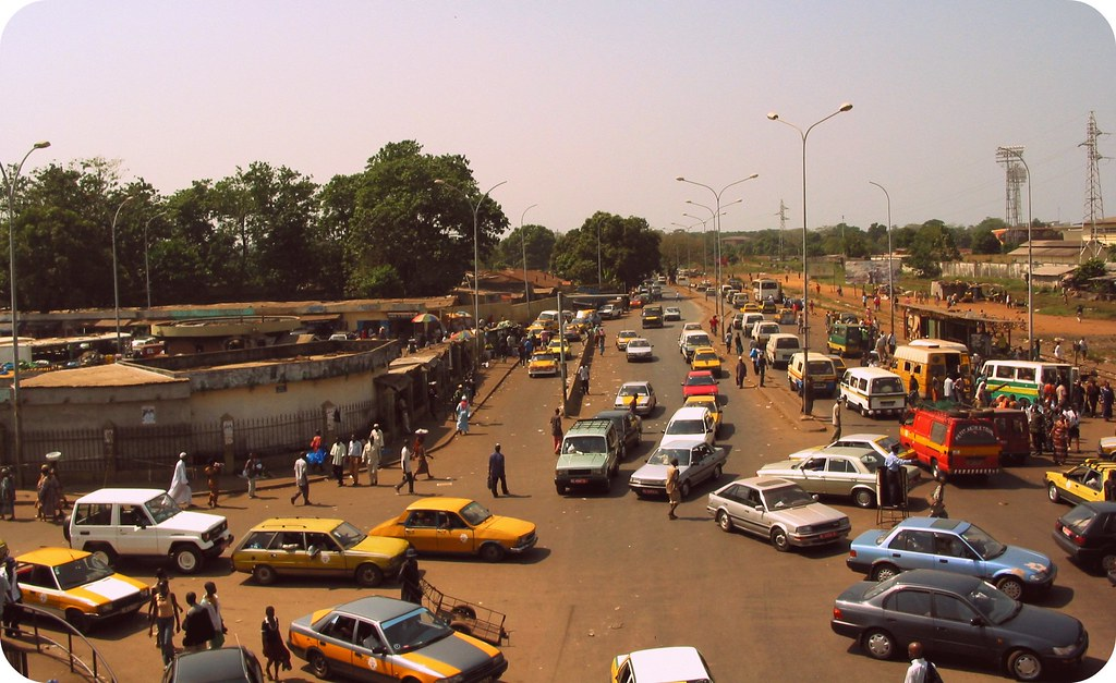 Guinée - Conakry City - Traffic - Circulation - 2002 | Flickr