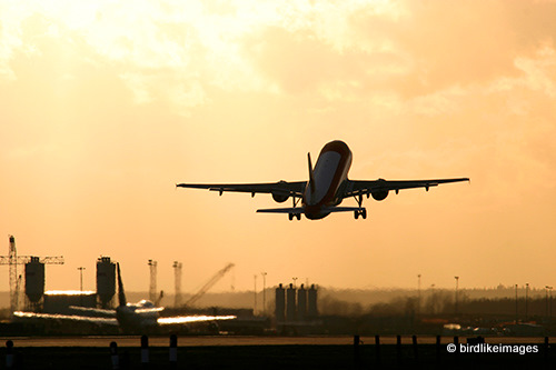 airplane take off at heathrow all rights reserved