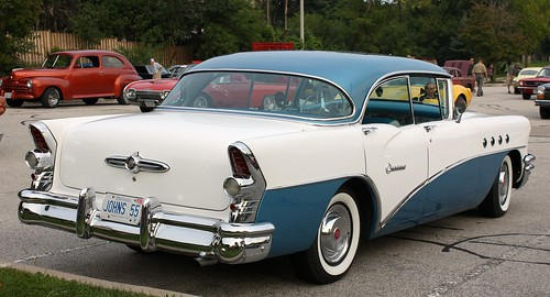1955 Buick Century 4 Door Hardtop Richard Spiegelman Flickr