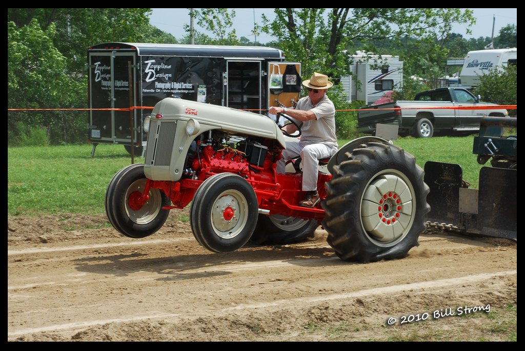 Tractor Pulling Parts : Ford n tractor parts autos post