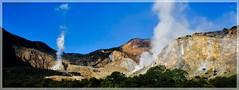 Papandayan Crater by cantigidotnet