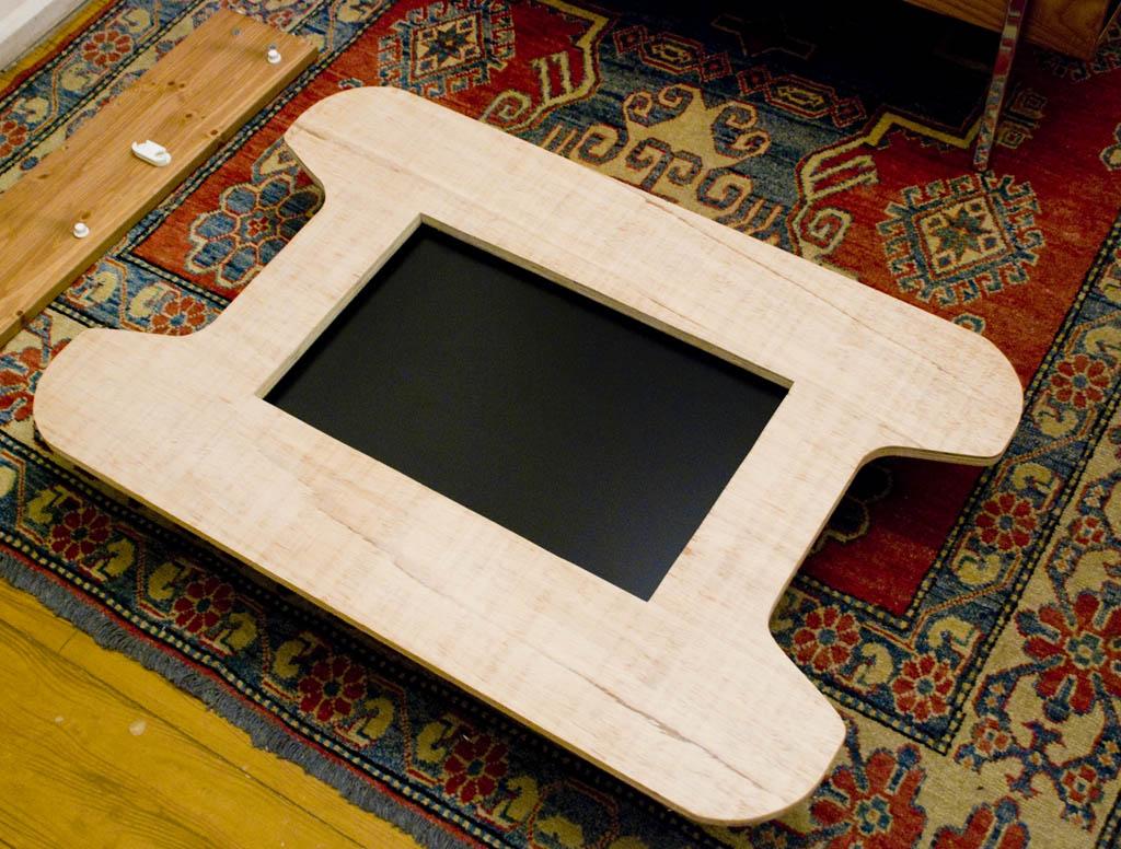 Cocktail Arcade Cabinet Cocktail Arcade Cabinet Build 8 Alex Aylesbury Flickr
