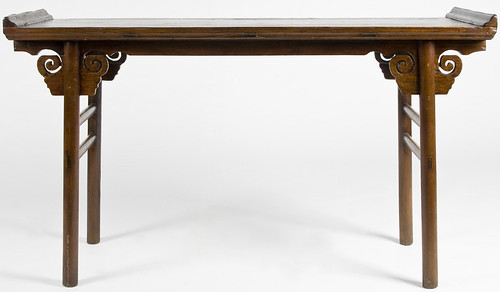 cn1023y-rustic-chinese-altar-table | by Silk Road Collection