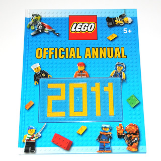 LEGO Annual 2011 | by hmillington